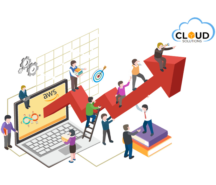 Cloud Solutions - Enhance your internal AWS Cloud & DevOps capabilities!